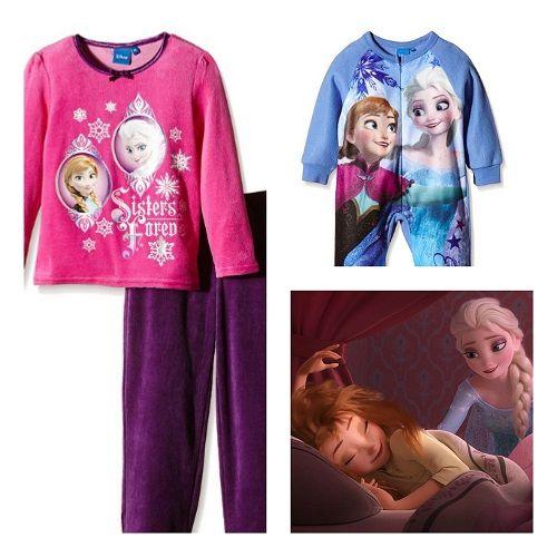 Pijamas Frozen ¡Un regalo calentito y divertido!