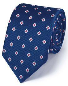 Royal silk classic Oxford square tie