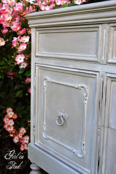 coach outlet el paso French Linen with a wash in Pure White Chalk Paint® Decorative Paint by Annie Sloan | chalk paint |  | White Chalk Paint, French Linens and Pure White
