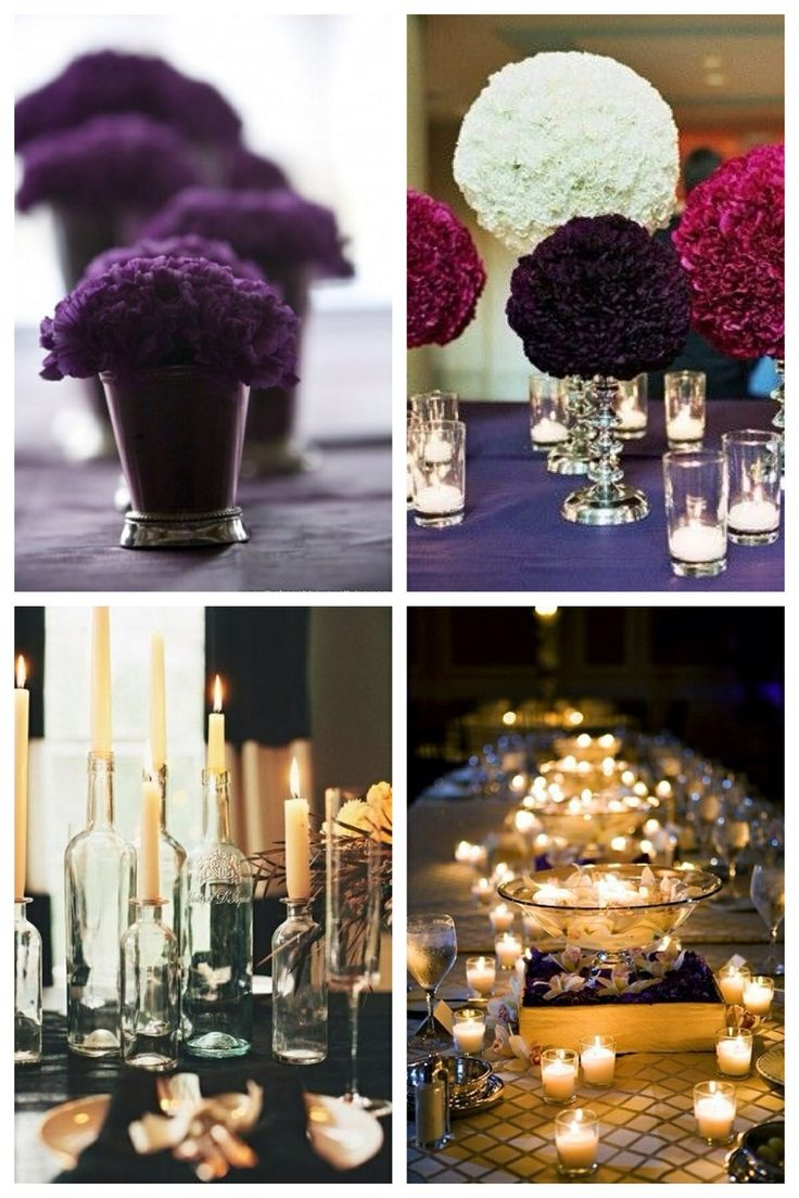 39 best Simply Elegant Party Table Decor images on ...