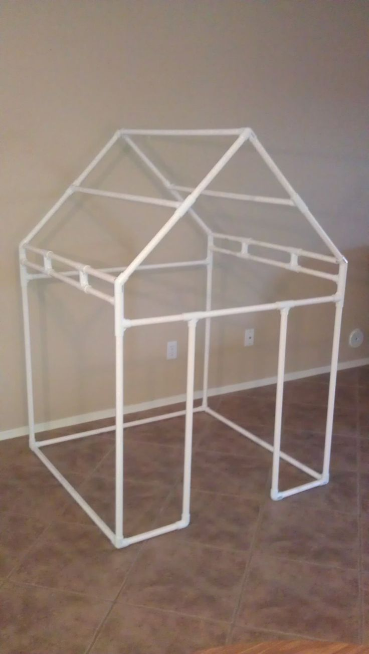 Playhouse PVC Frame