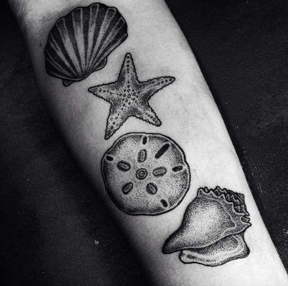 1000 ideas about seashell tattoos on pinterest beach for Seashell tattoo meaning