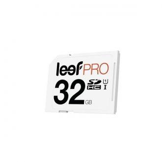 LEEF SDHC PRO 32 GB WHITE