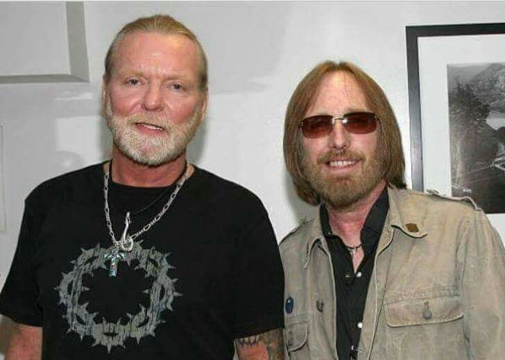 Gregg Allman and Tom Petty