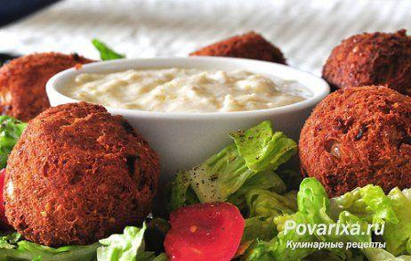 Греческая закуска-соус Дзадзики (цацики)