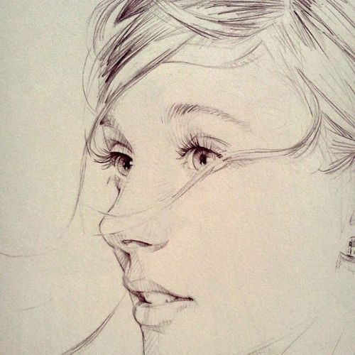 1000drawings: by David Malan | . . just a sketch ...