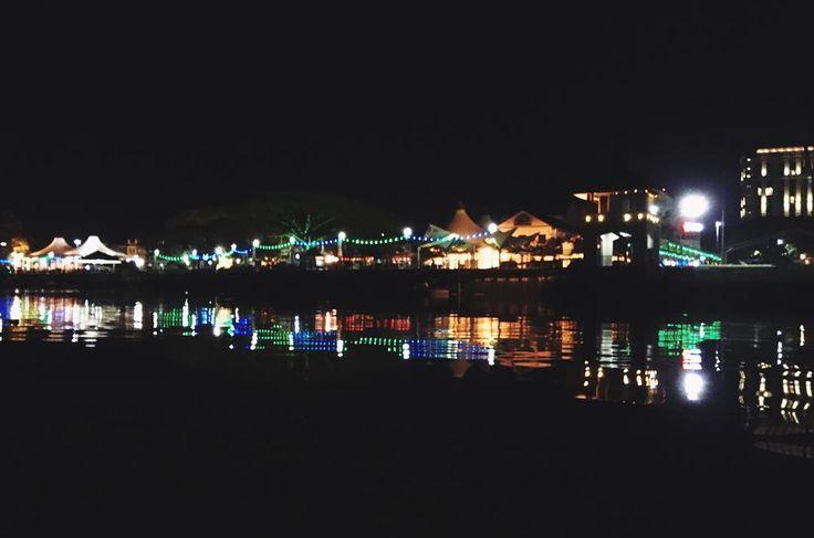 #latergram #kuching #kuchingwaterfront #sarawak #malaysia #boat #iphone #vsco #vscocam #vscogood
