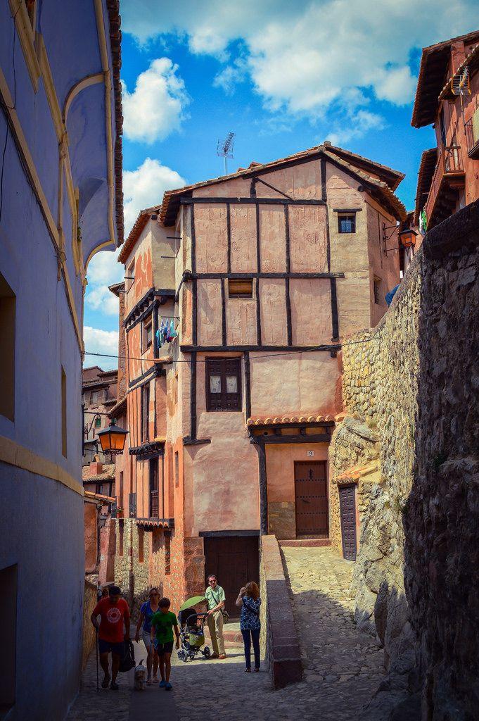 Vistas de Albarracin (Albarracin - Spain)