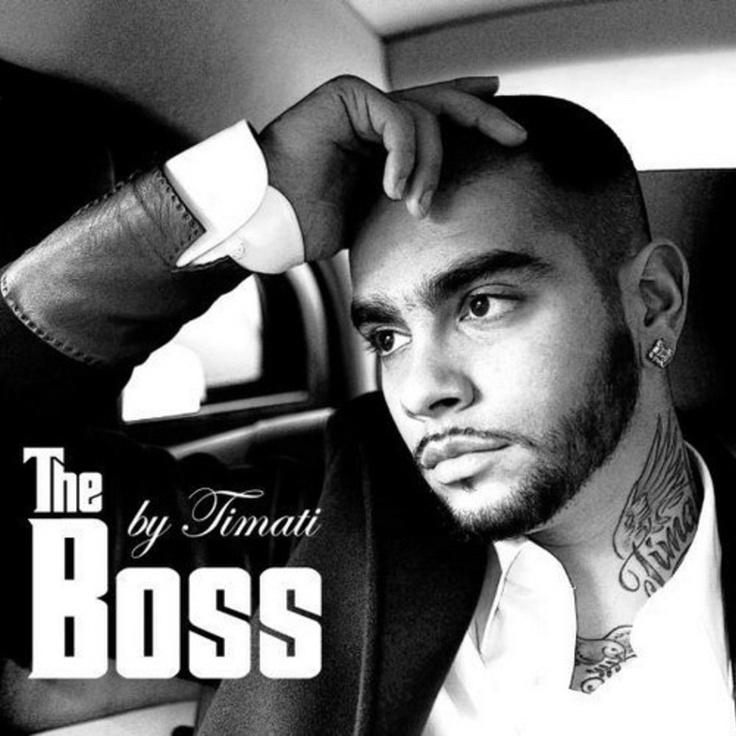 Timati - The Boss