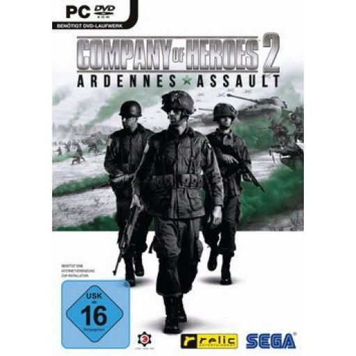 Company of Heroes 2: Ardenness Assault  PC in Strategiespiele FSK 16, Spiele und Games in Online Shop http://Spiel.Zone
