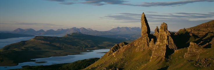 Old Man of Storr on Skye - photo by Colin Prior