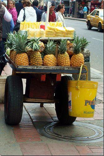 Micro-empresas sobre ruedas Bogotá Colombia