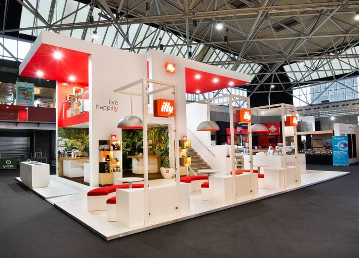 Large Exhibition Stall : Design standbouw eldee expo designers stands