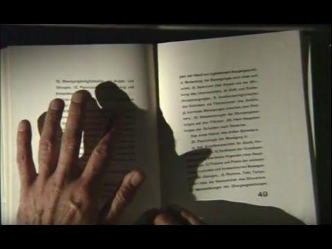 Harun Farocki - Ausdruck der Hände  (Expression of the Hands) - YouTube