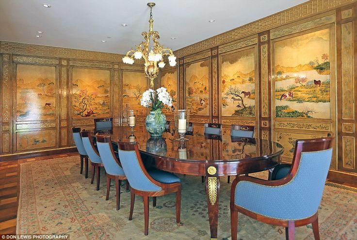 Florentine Dining Room: 185 Best Juan Pablo Molyneux Images On Pinterest