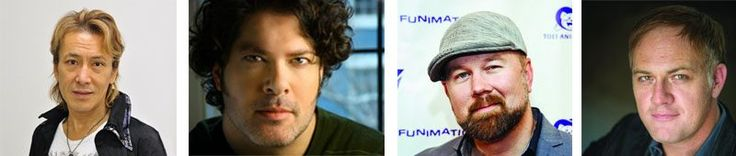 Ryo Horikawa and Dragon Ball Z English voice cast come to Anime Expo   Anime Expo recently made an announcement that Ryo Horikawa (Japanese voice of Vegeta) and the English voice cast of Dragon Ball Z will be attending the convention. The English voice cast includes Sean Schemmel (Goku) Christopher Sabat (Vegeta Piccolo Yamcha and more) and Jason Douglas (Beerus). FUNimation announced that the group will be holding panels autograph sessions and even a special look at the history of Dragon…