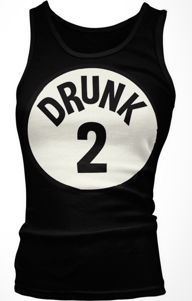Drunk 2 Juniors Tank Top Funny Drinking Drunk Thing 2