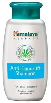 Himalaya Anti-Dandruff Shampoo 200 ml by Himalaya. $4.70. - Treats dandruff and other scalp infections. - Soap-free. - It has cooling, antibacterial and antifungal properties. - Everyday use does not affect the ph-balance of hair. A breakthrough anti-dandruff formulation that controls dandruff, nourishes and strengthens hair roots and ensures a healthy scalp. It is enriched with Tea-tree Oil, the most effective natural, anti-dandruff agent, Rosemary, an anti-fungal agent, Sand...