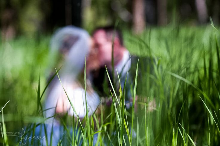 Calgary Wedding Photography - #yyc, #weddings, #bride - stealing a kiss... Contact me via my website to inquire about your wedding.