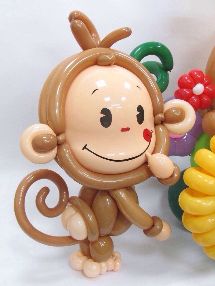 2687 best images about Balloon Animals on Pinterest