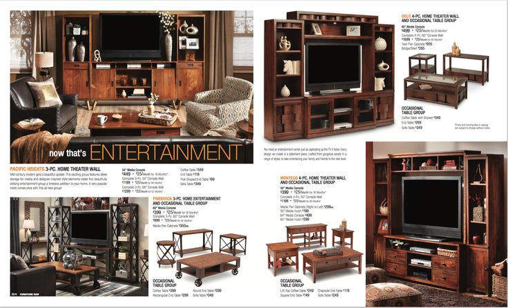 17 Best images about Furniture Row 2016 Catalog on