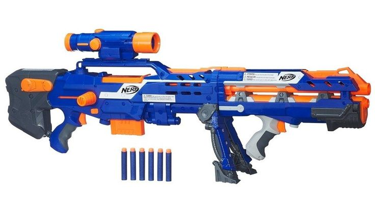 Nerf Elite Longshot CS-6 Review, Unboxing, & Firing Test is the subject of today's video. Description from pinterest.com. I searched for this on bing.com/images