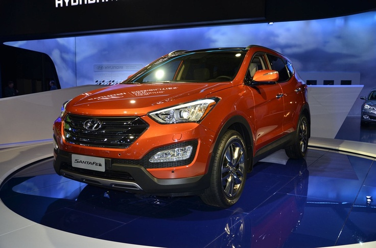 Hyundai Santa Fe Fluidic to be launched in 2013