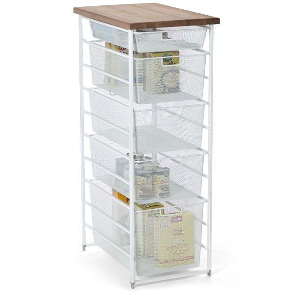 Mesh Pantry Storage $200