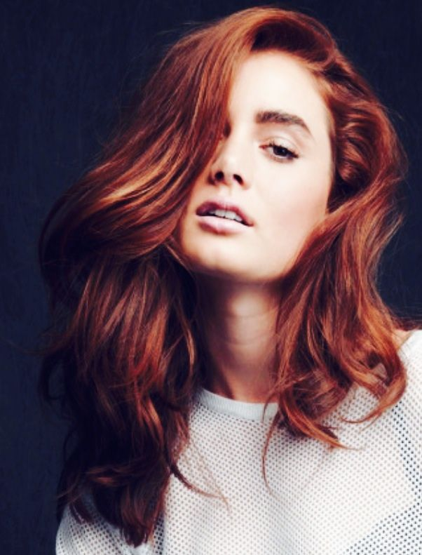 33 best images about Auburn Hair Color for Fall 2013 on