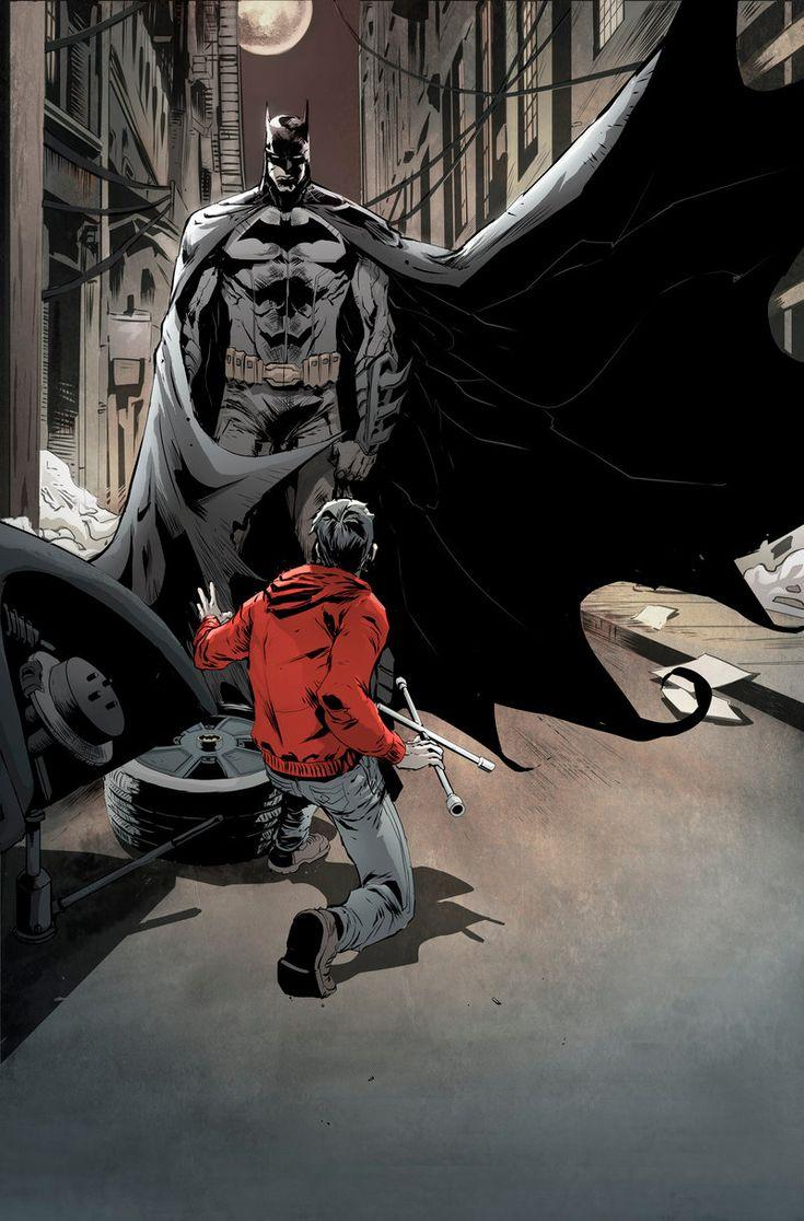 Batman & Robin   Dexter Soy