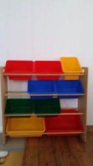 Toy organiser/ toy storage shelves | Toys - Indoor | Gumtree Australia Penrith Area - Cambridge Gardens | 1106707551