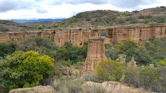 Desierto de la Tatacoita, Nemocon.