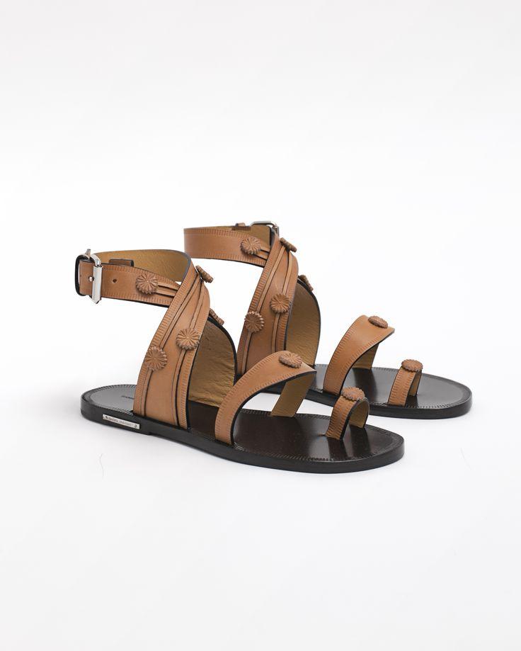 Jord Sandal - Natural