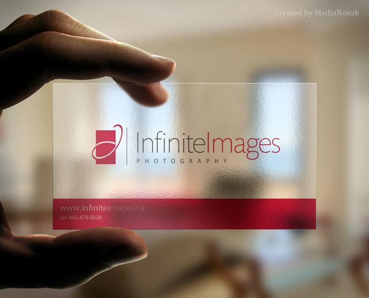 Check out the new logo we designed for InfiniteImages