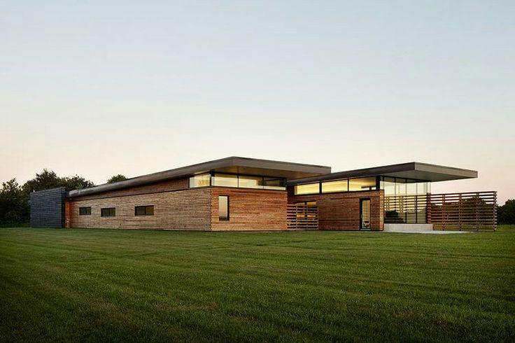 Gorgeous modern prairie home.