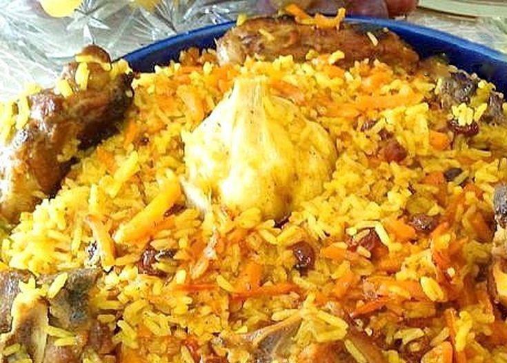 O rețetă de pilaf deosebit de delicios, după o rețetă orientală. Merită încercat! - Bucatarul