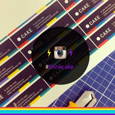 cakecommunication.com, design, #thinkcake, graphic design, facebook, instagram