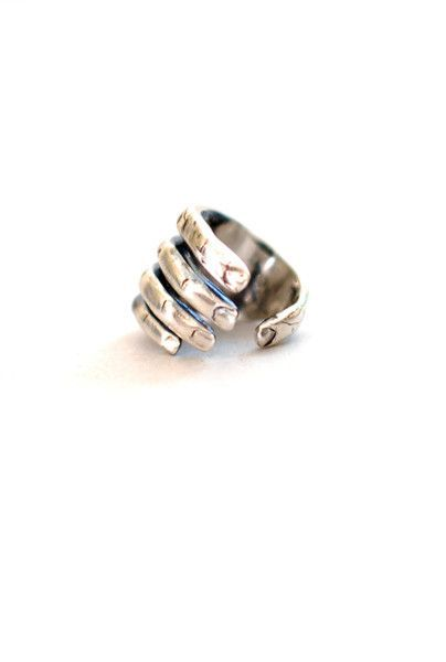 RITES Shiele Sterling Silver Hand Ring