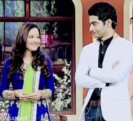 You both are amazing just the way you both are  #ZaYa #HarshIka @preetikatweets @har1603