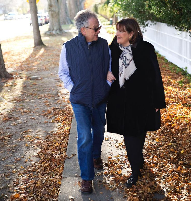 Things You Don't Know About Ina Garten and Jeffrey Garten - Delish.com