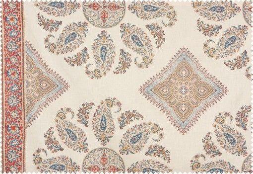 Samarkand by Peter Dunham Textiles - asian - upholstery fabric - - by peterdunhamtextiles.com