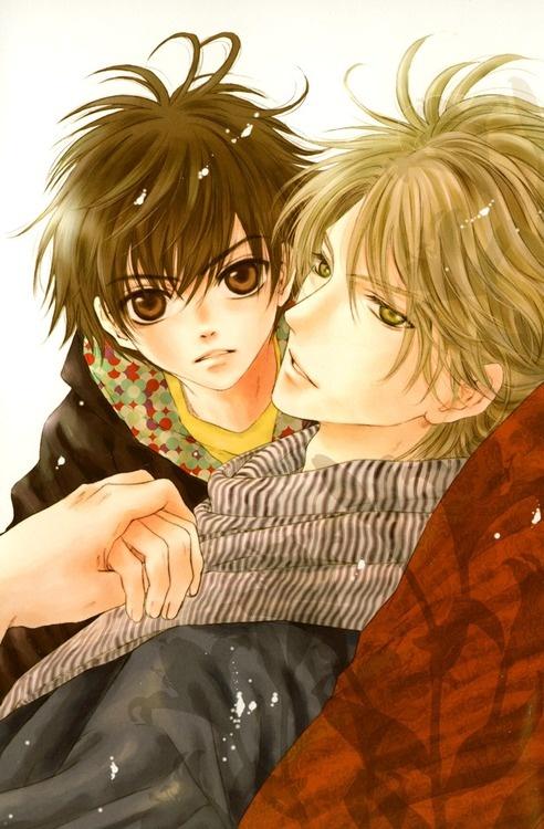 abe miyuki   Tumblr #Super Lovers