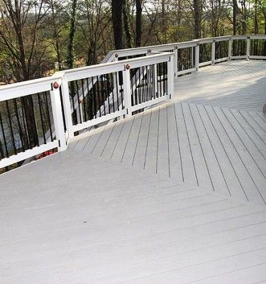 13 best arbors benches images on pinterest decks for Compare composite decking brands