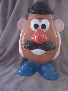 MR POTATO HEAD COOKIE JAR