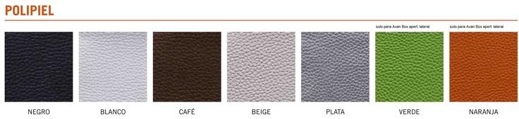 colores polipiel para canapé abatible. http://kimobel.wordpress.com/2012/08/07/sistemas-de-descanso-kimobel-colchones-de-viscoelastica/#