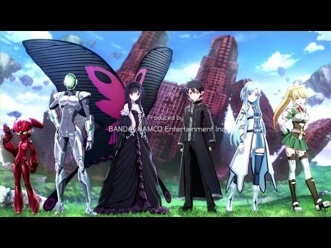 Accel World VS Sword Art Online: Millennium Twilight Opening Scene Released! - Anime Bibly