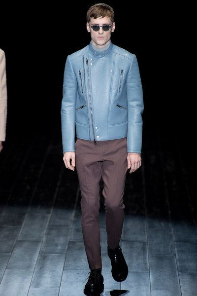 Gucci Fall 2014 Menswear Collection - Vogue