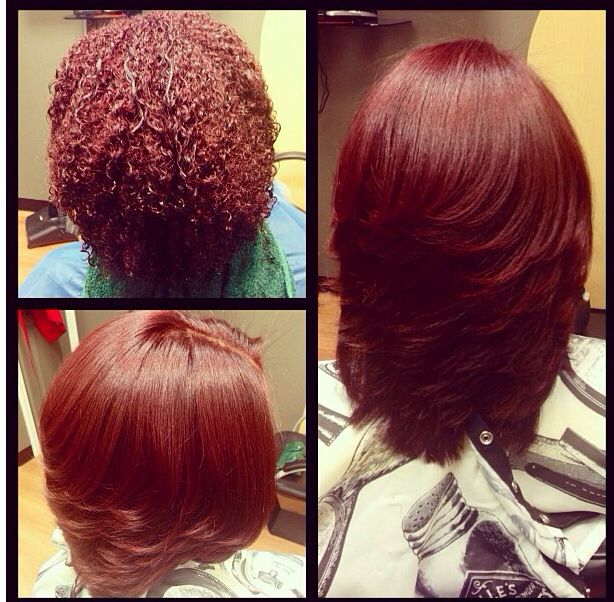 Another example of how versatile natural hair is. From ...