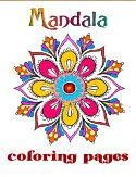 A book of 23 Mandala's to color in whatever medium you wish...find your center
