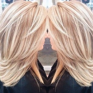Blonde Hair Color and Style